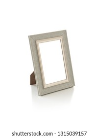 picture frame on isolated white background