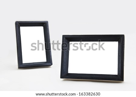 Picture Frames Vertical Horizontal Stock Photo Edit Now 163382630