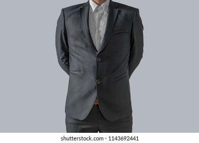 Picture of a handsome CEO business man
