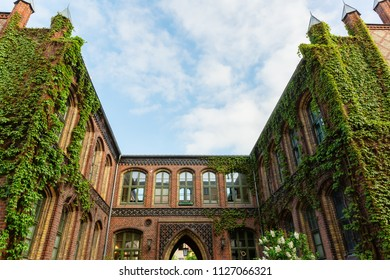 picture of a historic building in Stralsund, Ruegen, Germany
