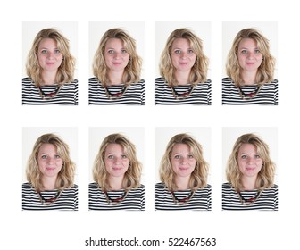 picture for identity card
