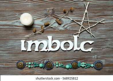 Picture for Imbolc. Wiccan sabbat.