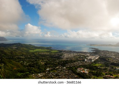 Picture of Kaneohe Hawaii.