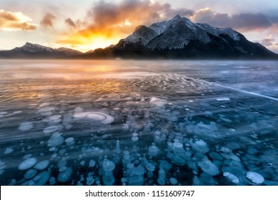 Picture of Lake Abraham