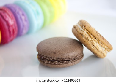 Picture of Many Flavor Macaron