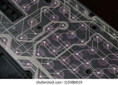 Picture of motherboard technology of the future.