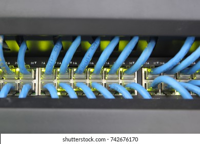 Picture of network switch