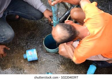 Picture of Plumbing Maintenance .
