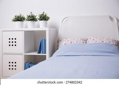Picture presenting room design for teenage girl