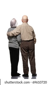 Picture of a senior couple