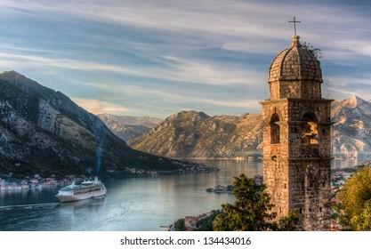 Picture taken in Kotor, Montenegro