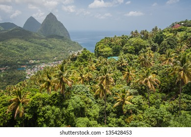 Picture taken in Saint Lucia