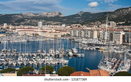 Picture taken in Toulon, France