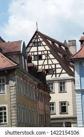 Pictures of the historic center of Bamberg, Germany.