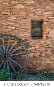 Picturesque Hopi House. Grand Canyon Attractions