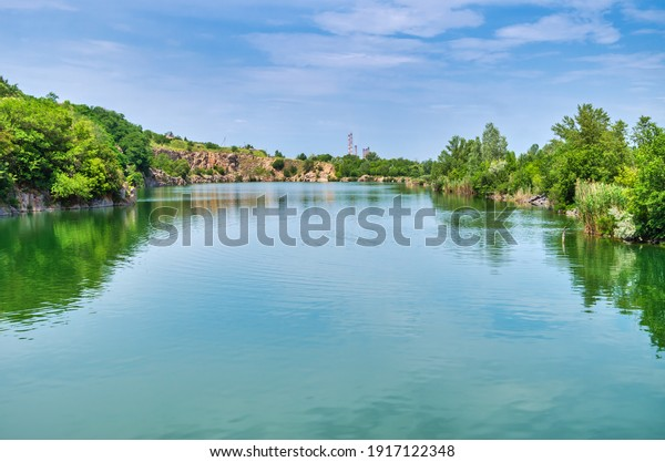 picturesque-lake-rocky-shores-old-600w-1