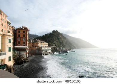 picturesque Ligurian village