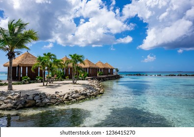 Picturesque Renaissance Islands of Aruba in Southern Caribbean