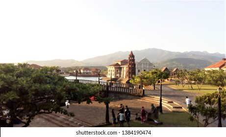 A picturesque of Spanish era. A beautiful old Manila. Tour Las Casas Filipinas de Acuzar and be transported in time.
