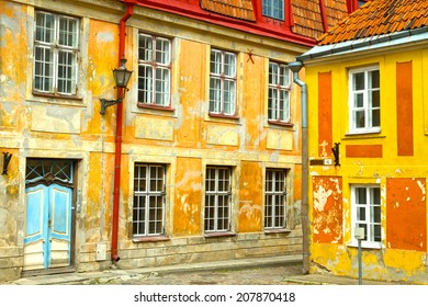picturesque and very beautiful HDR photos of Tallinn