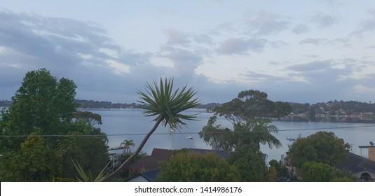 The picturesque western side of Lake Macquarie, N.S.W.  Early risers will be greeted with this peace and tranquility before the hum of school runs and tradies heading to work distorts the calm.
