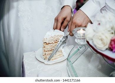 A piece of cake for the wedding