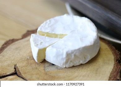 piece of camembert