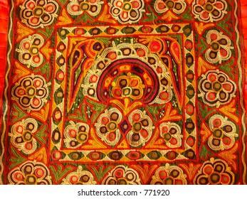 piece of indian art
