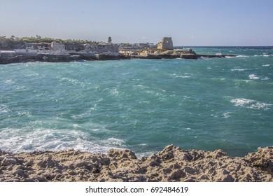 A piece of Salento's Coast in Apulia