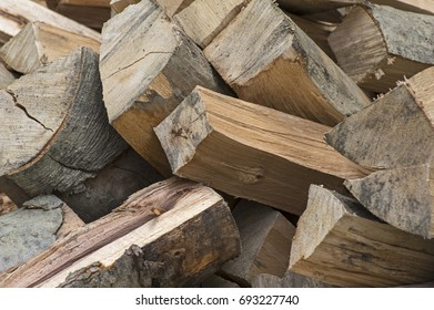 pieces of beechwood