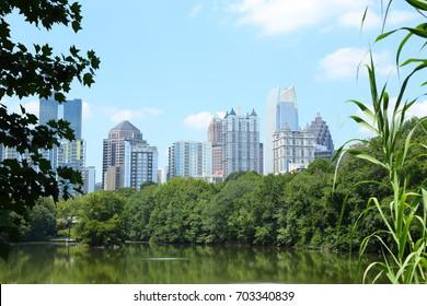 Piedmont Park - Downtown Atlanta
