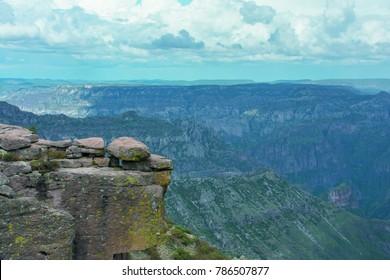 Piedra Volada, Barrancas Del Cobre (Copper Canyon)