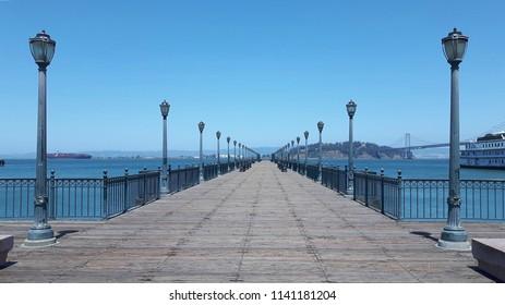 Pier 7, Embarcadero, San Francisco