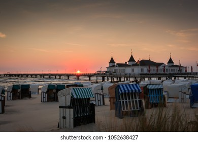 Pier Ahlbeck. Baltic Sea.