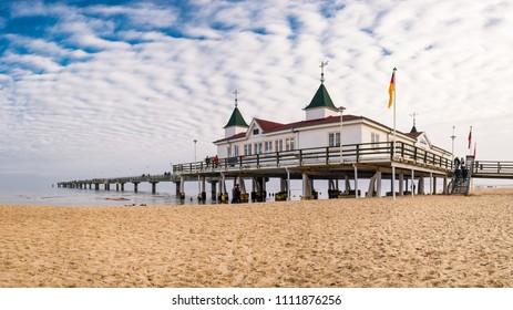 Pier Ahlbeck, Germany