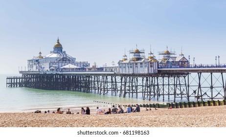 Pier Eastbourne, Sussex, United Kingdom
