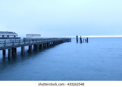 Pier at fort mason