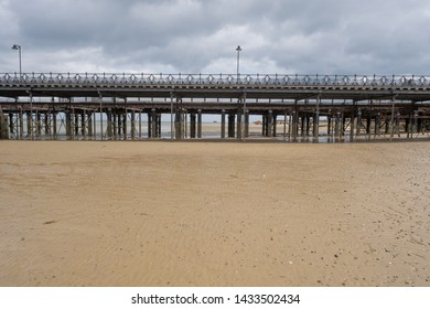 pier at Isle of Wight Ryde