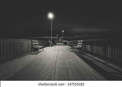 Pier Life