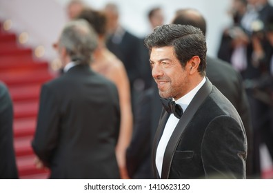 "Pierfrancesco Favino attends the screening of ""The Traitor"" during the 72nd annual Cannes Film Festival on May 23, 2019 in Cannes, France."