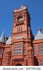 Pierhead Building, Cardiff Bay, Wales