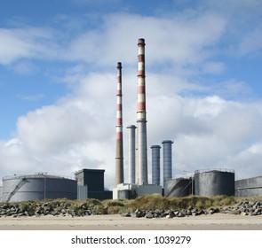 Pigeon House Power Plant, Dublin