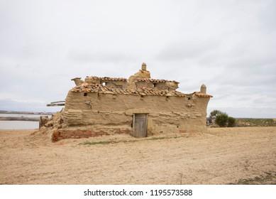 Pigeon houses, Zamora, Castilla León, Spain
