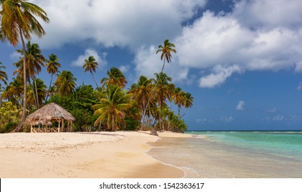 Pigeon Point, Tobago, Trinidad and Tobago, Caibbean, West Indies,Pigeon Point Heritage Park is a 125 acre nature reserve on the southwestern coast of Tobago.