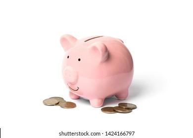 Piggy Bank, concept of savings