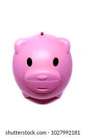 Piggy Bank pink cute piggy Bank.