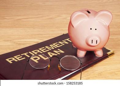 piggy bank retirement plan