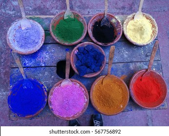 pigments for dyeing