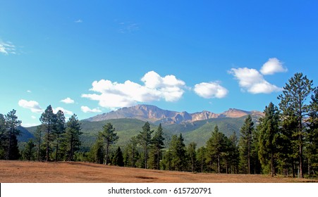 Pikes Peak clouds