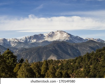 Pikes Peak Colorado